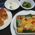No.26スパイシーチキンと夏野菜のオーブン焼き