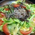 No.67蕎麦サラダ